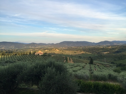 Warm and breathtaking Tuscany!